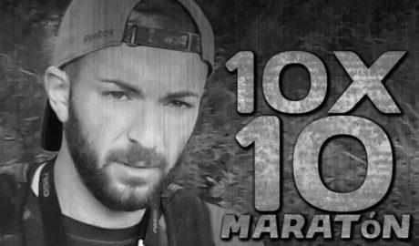 Raül Oliver: 10 maratons en 10 dies perquè tots els xiquets de la comarca tinguen el seu joguet per Nadal