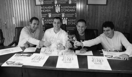 La Fira d'Ondara reunirá a todos los vinos producidos en al Marina Alta