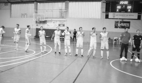 Un Dénia Futsal muy tocado por las bajas busca dar la sorpresa en Manresa