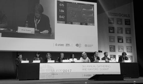 La Ciudad Creativa de Dénia se hace un hueco en las jornadas del Pacto de Política Alimentaria de Milán