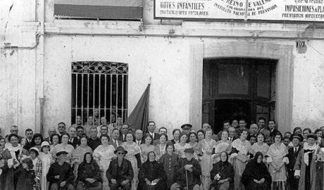 Los tiempos en que los obreros de Dénia no tenían hospital ni baño en el trabajo