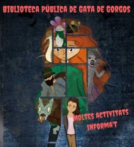 'L'hora del conte': contacontes infantil -Gata de Gorgos- @ Biblioteca de Gata de Gorgos