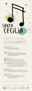 Concierto de Santa Cecilia por la Agrupación Musical Cultural de Teulada -Teulada- @ Auditori Teulada Moraira