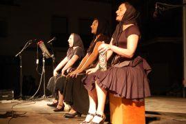 Teatre: 'Les tres de la nit' per Terato Teatre -Teulada- @ Saló d'actes de l'Ajuntament de Teulada