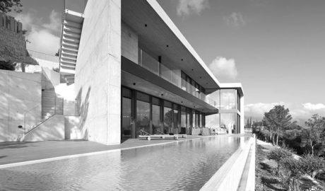 La vivienda del arquitecto de Xàbia José Moragues, ganadora de un prestigioso premio internacional