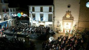 Actes de Santa Cecília: Cercavila i recollida de nous músics de la Banda Unió Musical de Gata -Gata- @ Centre de Gata de Gorgos