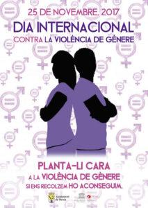 III Plan de Igualdad entre mujeres y hombres de Dénia. Acto del Día Internacional Contra la Violencia de Género -Dénia @ Casa de Cultura de Dénia