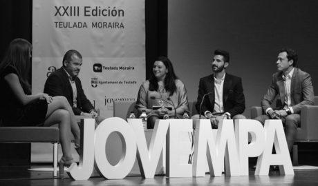 El Auditori Teulada Moraira acoge la gran cita anual de los jóvenes empresarios alicantinos