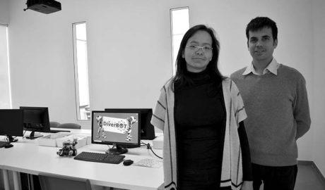 Los más pequeños ya pueden aprender robótica y programación en DiverBOT Dénia