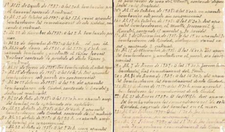 Los 26 bombardeos y 32 muertos en Dénia durante la Guerra Civil, día a día
