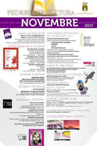 Concert de Santa Cecília de la Banda del Centre Artístic Musical -Pedreguer- @ Espai Cultural de Pedreguer