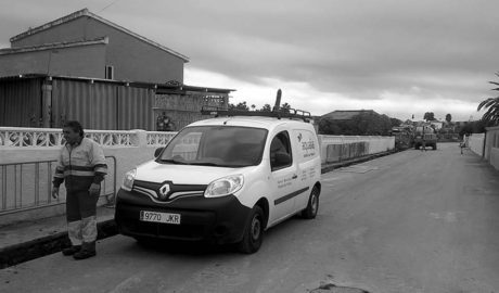 Els Poblets inverteix 300.000 € en renovar 2,3 quilómetres de canonades i millorar la potabilitzadora