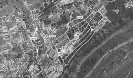 Oleada de asaltos a chalets en un radio de 500 metros en Les Cansalades de Xàbia