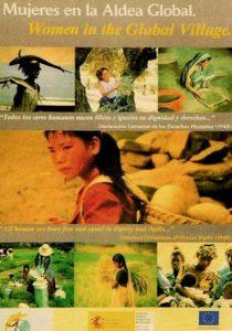 """Exposición 'Mujeres en la Aldea Global'. Día Internacional Contra la Violencia de Género -Dénia @ Sala """"Joves Art"""" de Juventud, Dénia"""
