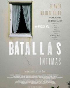 Projecció del documental 'Batallas Íntimas' Dir.: Lucía Gajá. Campaña SOS Violència -Xàbia- @ Casa de Cultura, Xàbia