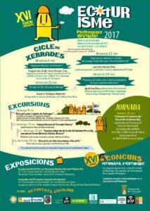 XVI Jornades d'Ecoturisme: 'Passeig ecològic des de la cala del Baladrar fins a Calp, passant per la mar Morta' -Pedreguer- @ Casa Municipal de Cultura, Pedreguer