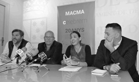 Dénia i la Macma creen un cens d'autors literaris de la Marina Alta