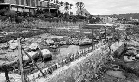 """Podem portarà també el """"total abandonament"""" del jaciment de la Punta de l'Arenal de Xàbia al Congrés"""