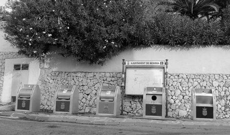 Luz verde a los contenedores soterrados en el paseo Dolors Piera de Benissa