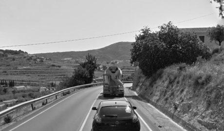 Ampliar la carretera entre los dos núcleos urbanos, la prioridad de los vecinos de Teulada-Moraira