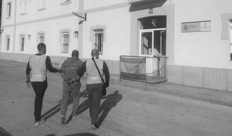 Detenido tras herir de gravedad a un hombre con una botella en una pelea multitudinaria en Moraira