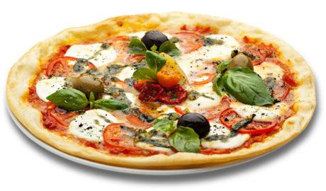 """Black november"" de pizzas en Gastro Fratelli Dénia"