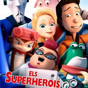 Cine familiar: 'Els Superherois' Dir.: Kyung Ho Lee, Wonjae Lee -Xàbia- @ Cine Jayàn