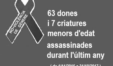 Accions per desarrelar la violència contra les dones