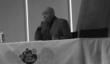 Mor Javier Urdanibia, professor a Dénia, guardià de la lucidesa