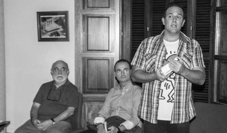 Jovi Lozano-Seser, Premi de Teatre Breu en Valencià 'Evarist Garcia' 2017