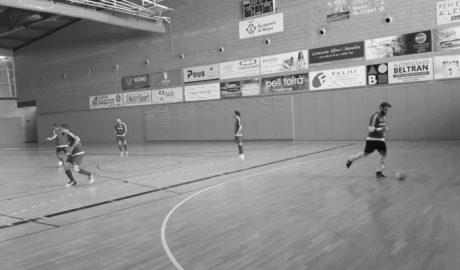 El Dénia Futsal sale goleado de Mataró y la agonía se alarga: ya son cinco derrotas seguidas