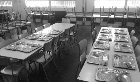 Dénia convoca les ajudes per al menjador escolar d'aquest curs