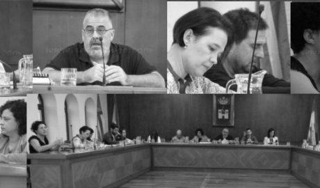 L'esquerra condemna a Pego les agressions feixistes de València i la dreta les justifica en part per Catalunya
