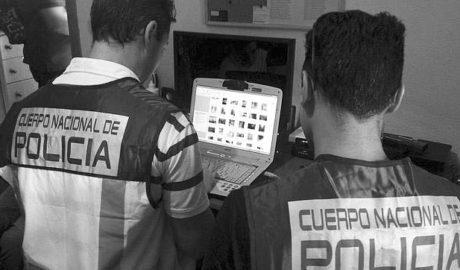 Detenido en Moraira un pedófilo que hackeaba redes wifi para descargar pornografía infantil