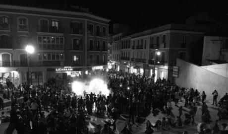 [LA FOTO] Pasión multitudinaria por Halloween en Dénia y Xàbia