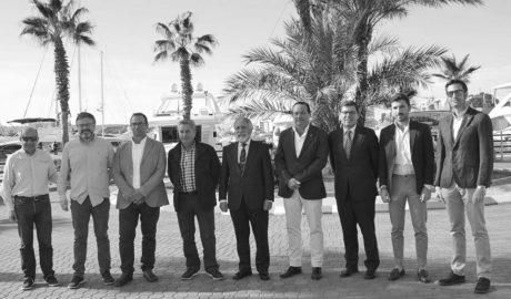 """Los puertos deportivos valencianos celebran en Dénia diez años de unión pidiendo al Consell una normativa menos """"restrictiva"""""""