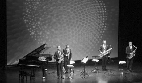 Púrpura Pansa encandila al público del Auditori Teulada Moraira con un cálido concierto