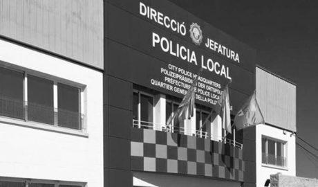 Impugnen les bases per a cobrir dues places d'oficial de policia a Dénia