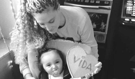 Xàbia se solidariza con la bebé Olaya y la unidad oncológica del Hospital de Dénia
