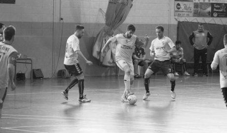 Nuevo golpe a un tocado Dénia Futsal: 6-2 en la cancha del Salou FS