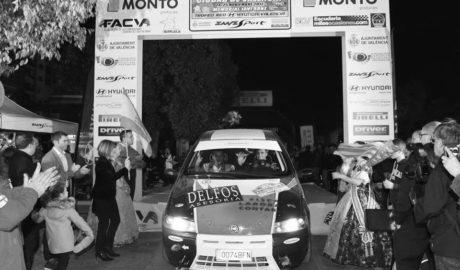 El pegolino Oscar Ortolà acaba cuarto el Rally Ciutat de València con un coche inferior a los otros