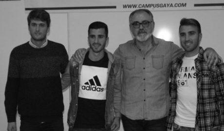 Gayà firma un convenio con Pedreguer para potenciar su proyecto de formación y tecnificación en la localidad
