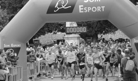 La V Carrera Popular de Fontilles recauda 3.200 euros para proyectos de cooperación internacional