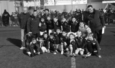 Benjamines y alevines del Valencia CF o el Villarreal jugarán el XVIII Torneo de Navidad de Dénia de fútbol 8