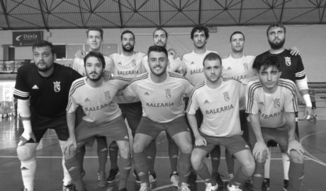 El Dénia Futsal viatja a Salou amb només un porter i sis jugadors de camp