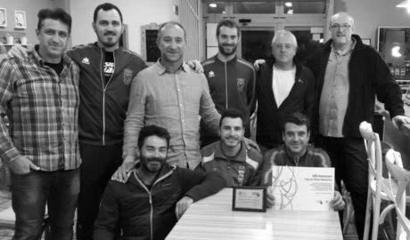 La Diputación reconoce el Club de Pilota de Benitatxell como pionero en la Comunitat