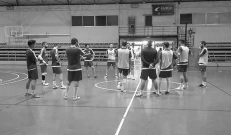 Un Dénia Futsal reforçat busca una victòria davant el seu públic contra el tercer classificat