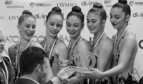 El conjunto juvenil del Club Gimnástica Dénia gana el oro en el Campeonato Nacional