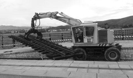 El TRAM colocará 22.000 traviesas sólo para el nuevo tramo Calp-Teulada por 1,7 millones de euros