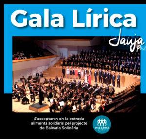 Gala Lírica de Navidad: concierto de los alumnos del Departamento de Voz del Conservatori Professional de Música de València -Dénia- @ Jauja Port, Baleària Port, Dénia